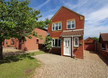 Thumbnail 3 bedroom detached house for sale in Colsterdale, Carlton Colville, Lowestoft
