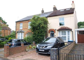 Thumbnail 3 bedroom property for sale in Gordon Hill, Enfield