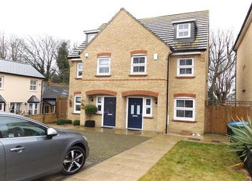 Thumbnail 3 bed semi-detached house for sale in Woodcroft Close, Eltham