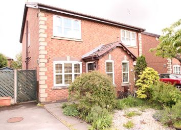 Thumbnail 2 bed semi-detached house to rent in Hurstbrook Drive, Stretford, Manchester