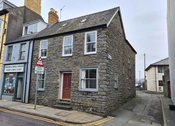 Bridge Street, Aberystwyth SY23. 4 bed end terrace house for sale