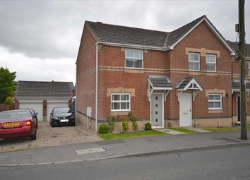 2 bed semi-detached house for sale in Stanleyburn Court, New Kyo, Stanley DH9