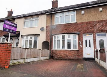 Thumbnail 2 bed terraced house for sale in Carr Lane East, Liverpool