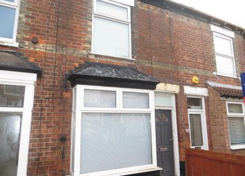 Thumbnail 1 bed terraced house to rent in Carlton Avenue, Reynoldson Street, Hull