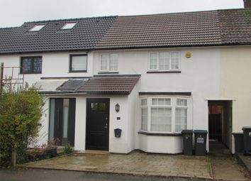 Thumbnail 3 bed terraced house to rent in Moortown Road, Watford