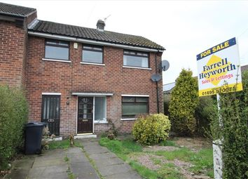 Thumbnail 2 bed property for sale in Tyrer Road, Ormskirk