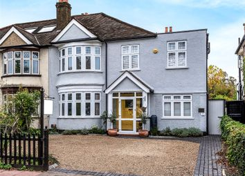 Thumbnail 4 bed semi-detached house for sale in Rectory Road, Beckenham