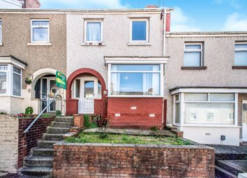 Thumbnail Terraced house for sale in Ormsby Terrace, Port Tennant, Swansea