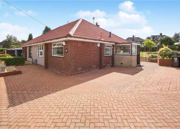 Thumbnail 2 bed semi-detached bungalow for sale in Park Drive, Stoke-On-Trent