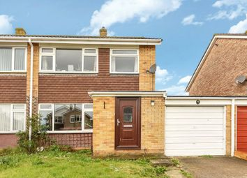 Thumbnail 3 bed semi-detached house for sale in Longfellow Drive, Abingdon
