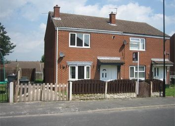Thumbnail 2 bed semi-detached house to rent in Tadcaster Close, Denaby Main, Doncaster