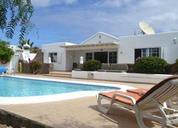 Thumbnail 4 bed villa for sale in Los Clavelles, Playa Blanca, Lanzarote, 35572, Spain