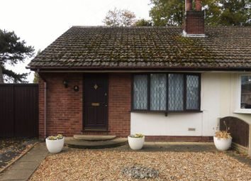 Thumbnail 3 bed semi-detached house for sale in Bank Croft, Longton, Preston