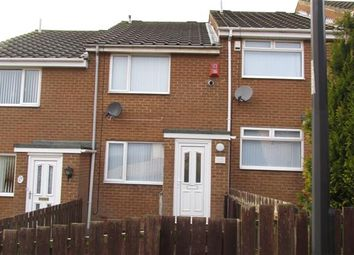 Thumbnail 2 bed link-detached house to rent in Crofton Way, Newcastle Upon Tyne