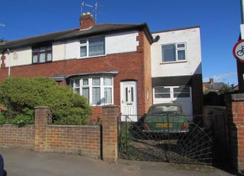 Thumbnail 4 bedroom semi-detached house for sale in Auburn Road, Blaby, Leicester