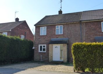 Thumbnail 3 bedroom semi-detached house for sale in Derwent Drive, Gunthorpe, Peterborough