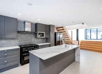 5 bed terraced house for sale in Hazlebury Road, Fulham, London SW6