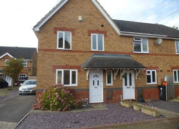 Thumbnail 3 bedroom property to rent in Holliday Close, Swindon