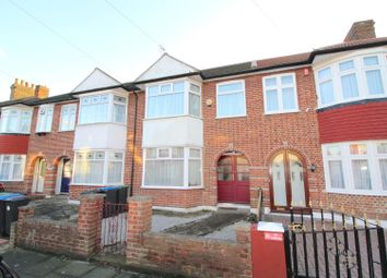 Thumbnail 3 bed terraced house for sale in Henley Road, Edmonton