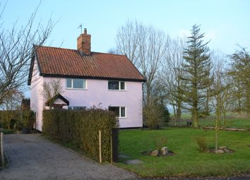 Thumbnail 3 bed cottage for sale in Rackhams Corner, Fressingfield, Eye