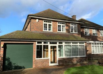 Thumbnail 3 bed detached house for sale in The Drive, South Wallington