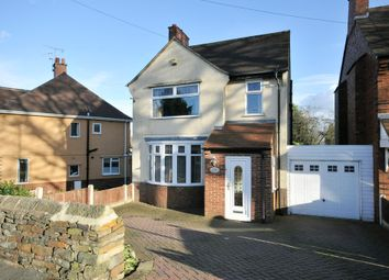 Thumbnail 3 bed detached house for sale in Boythorpe Road, Chesterfield