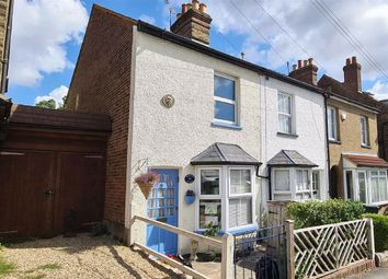 Vicarage Lane, Kings Langley WD4. 2 bed end terrace house