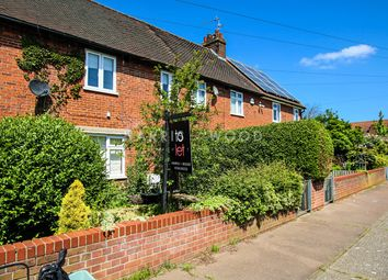 Thumbnail 3 bed terraced house to rent in Lanvalley Road, Colchester