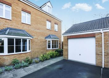 Thumbnail 4 bed semi-detached house for sale in 29 Springfield Close, Lofthouse, Wakefield