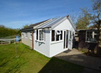 Thumbnail 1 bed bungalow to rent in Graspan Road, Faberstown, Ludgershall, Andover