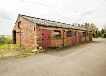 Thumbnail 3 bedroom barn conversion for sale in Tilstone Bank, Tilstone Fearnall, Tarporley