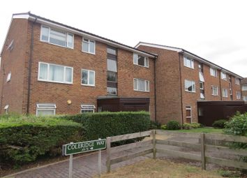Thumbnail 1 bed flat to rent in Coleridge Way, Orpington