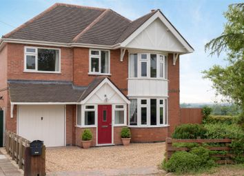Thumbnail 4 bed detached house for sale in Odstone Road, Barton In The Beans, Nuneaton
