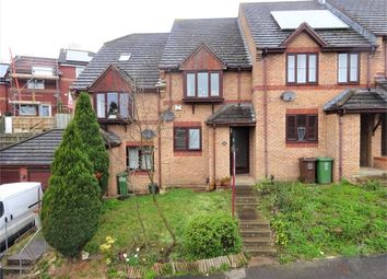 Thumbnail 2 bed terraced house for sale in Farm Hill, Exwick, Exeter, Devon