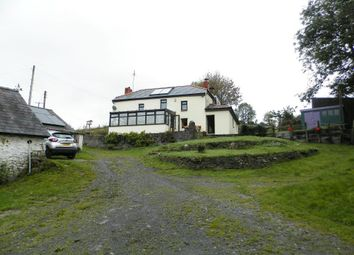 Thumbnail 4 bed detached house for sale in Cwmduad Road, Between Conwyl Elfed & Cwmduad, Carmarthenshire SA33 6Uu