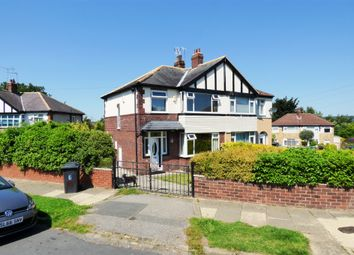 Thumbnail 3 bed semi-detached house for sale in Summerfield Gardens, Bramley