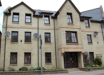 Thumbnail 2 bed flat to rent in St. Margarets Court, Forres