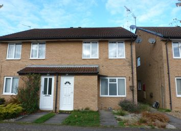 Thumbnail 1 bed maisonette to rent in Poppyfields, Welwyn Garden City