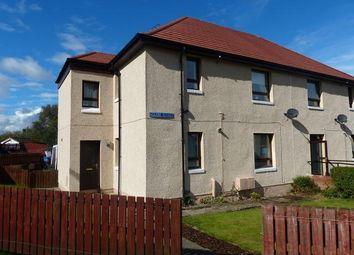 Thumbnail 2 bed flat to rent in Glebe Road, Whitburn, Bathgate