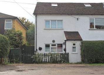 Thumbnail 3 bed semi-detached house for sale in Elvenia Cottages, South Road, Ash Vale