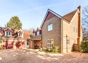 Thumbnail 6 bed detached house for sale in Hill Brow, Liss, Hampshire