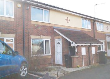 Thumbnail 2 bedroom terraced house to rent in Hulland Place, Brierley Hill, West Midlands