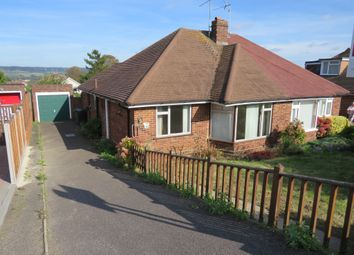 Thumbnail 2 bed semi-detached bungalow for sale in Sterling Avenue, Allington, Maidstone
