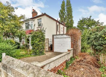 Thumbnail 3 bed semi-detached house for sale in Montrose Road, Sheffield, South Yorkshire