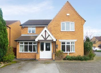Thumbnail 5 bed detached house for sale in Dorset Gardens, West Bridgford, Nottingham
