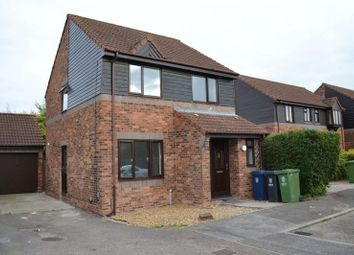 Thumbnail 3 bed link-detached house to rent in Valerian Court, Cherry Hinton, Cambridge