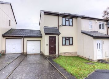 Thumbnail 1 bed semi-detached house for sale in Moor View, Hatherleigh, Okehampton