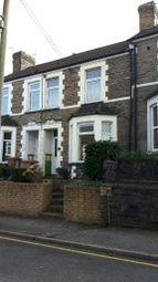 Thumbnail 3 bedroom terraced house to rent in Van Road, Caerphilly