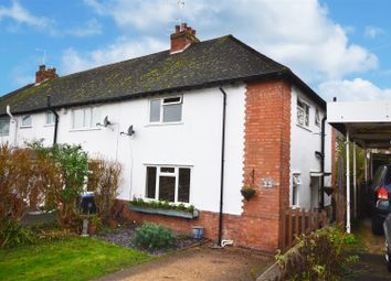 Thumbnail 3 bed end terrace house for sale in Glebe Road, Stratford-Upon-Avon