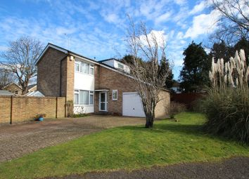 Thumbnail 3 bed detached house for sale in Parsons Mead, East Molesey